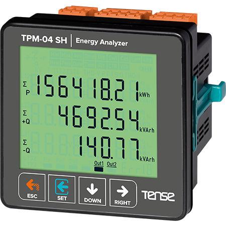 AC energy network analyzer