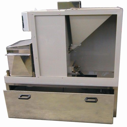 centrifugal separator / chip / wet / dry