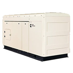 three-phase generator set / diesel / stationary / 60 Hz