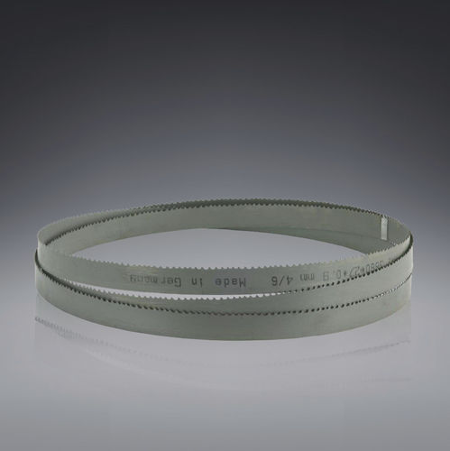 bandsaw blade / bimetallic / for metal / for pipes