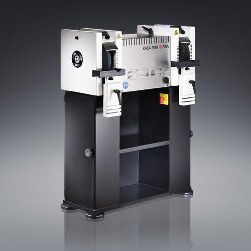 brush deburring machine / for tubes / for profiles