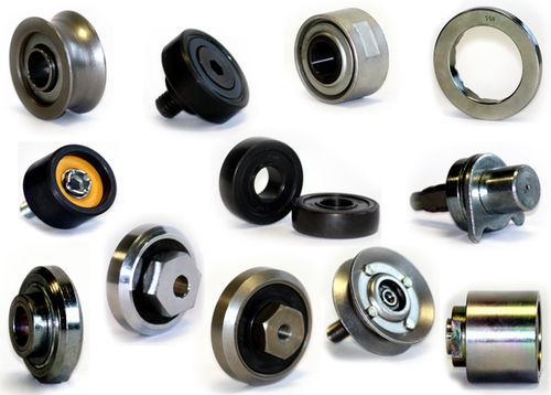 ball bearing / radial / steel / custom