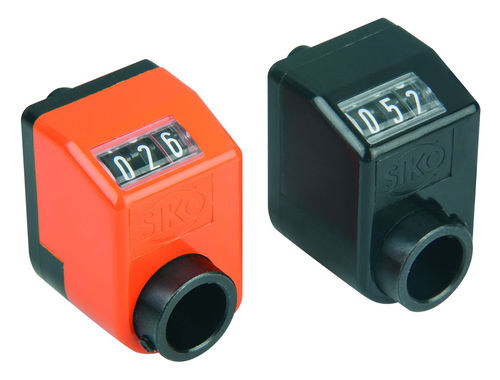 position indicator / hollow-shaft / precision / for machine tools