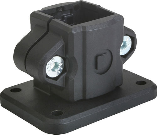 plastic base clamp / for pipes