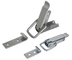 stainless steel draw latch / adjustable