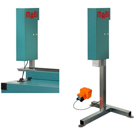 pneumatic clamping device