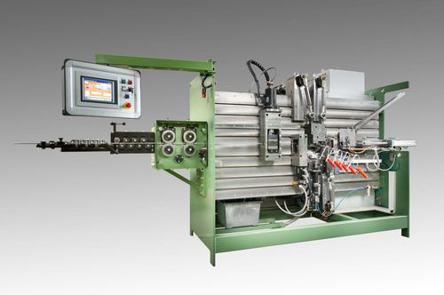 electric bending machine / manual / profile / for wires