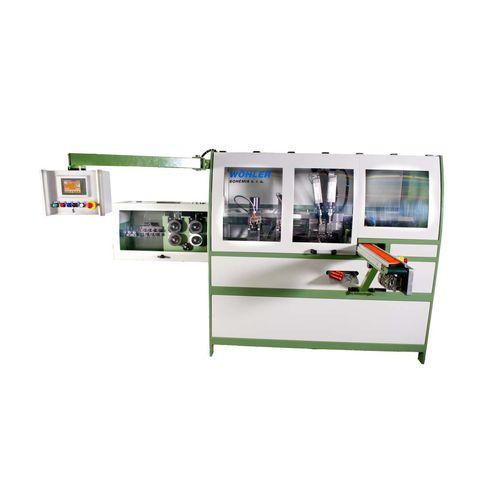 hydraulic bending machine / profile / automatic / cutting