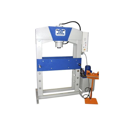 hydraulic press / motorized / automatic