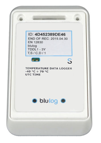 radio frequency data-logger - blulog