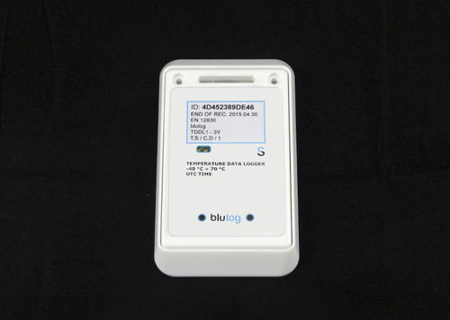 temperature data-logger - blulog