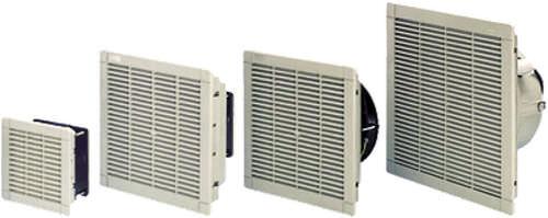 electrical cabinet fan - EURODIFROID