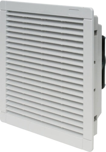 wall-mounted fan / for electrical cabinets / axial / extraction