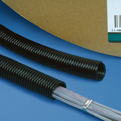thermoplastic hose / corrugated