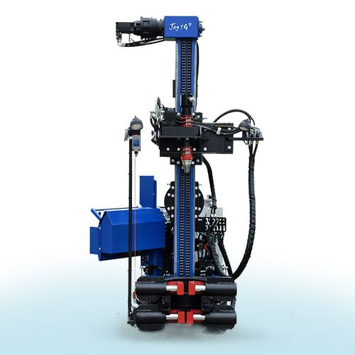 geotechnical drilling rig / for wells / piling / geothermal