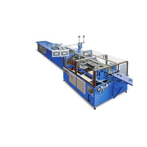 automatic assembly machine / for roller shutters / custom / compact