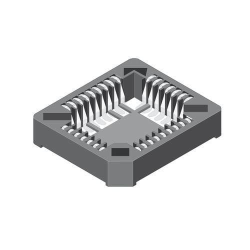PLCC socket