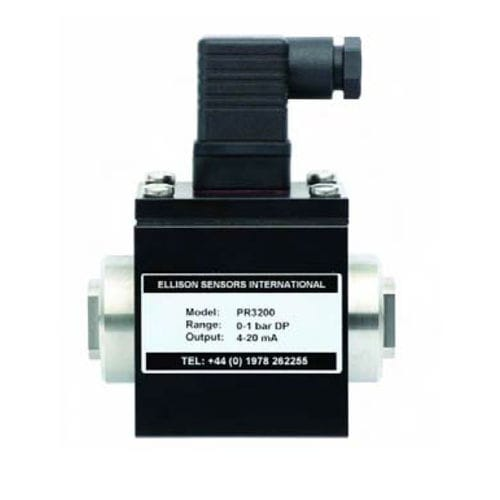 differential pressure transmitter / thin-film / ceramic / analog