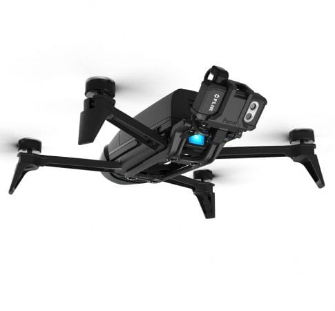 quadcopter drone / observation / mapping / monitoring
