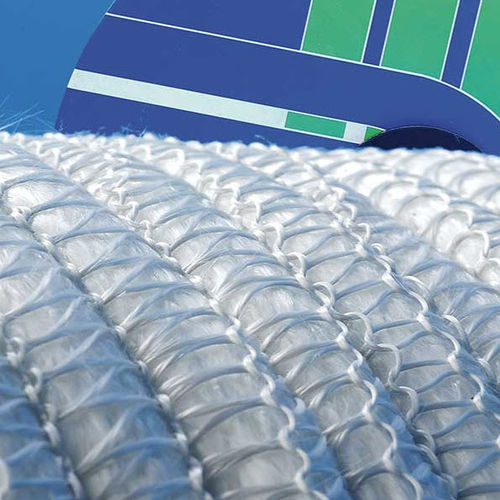 braided fiberglass packing / for furnaces and ovens