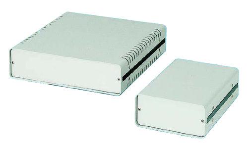 compact enclosure / plastic / for electronics