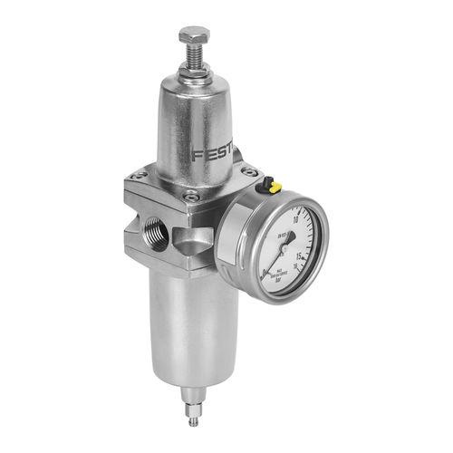 gas filter-regulator