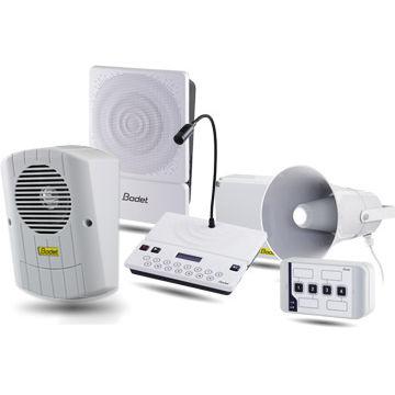 wireless public address system