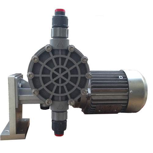 food product pump / electric / diaphragm / for the food and beverage industry