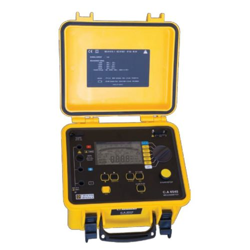 insulation tester / cabling / digital