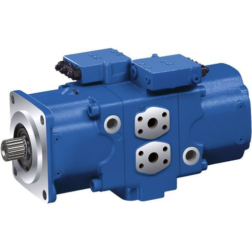 hydraulic axial piston pump / suction / open / compact