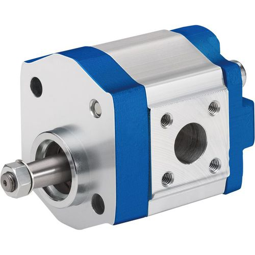external-gear hydraulic pump / high-performance / fixed-displacement / high-volume