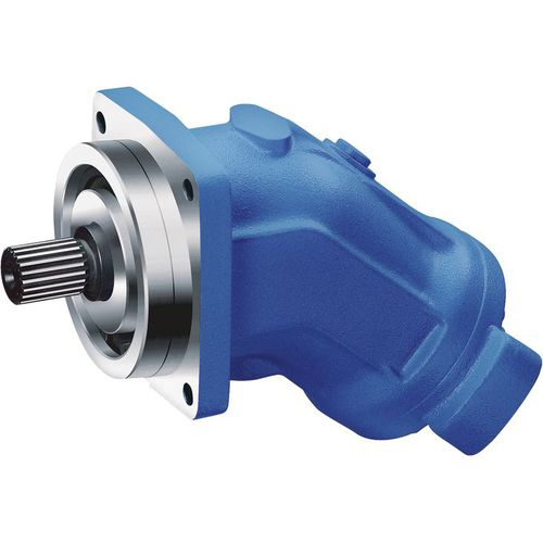 axial piston hydraulic motor / fixed-displacement / bent-axis / high-pressure