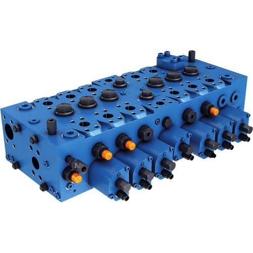 control hydraulic block / for mobile applications