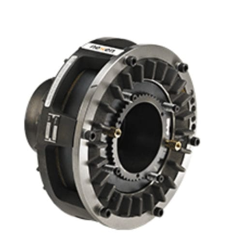 multiple-disc clutch / pneumatic / for high-torque applications / for heavy-duty applications