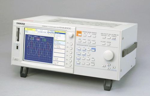 electrical network analyzer