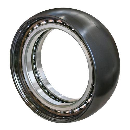 ball bearing / angular-contact / steel / custom