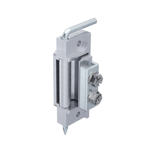 zinc-coated steel hinge