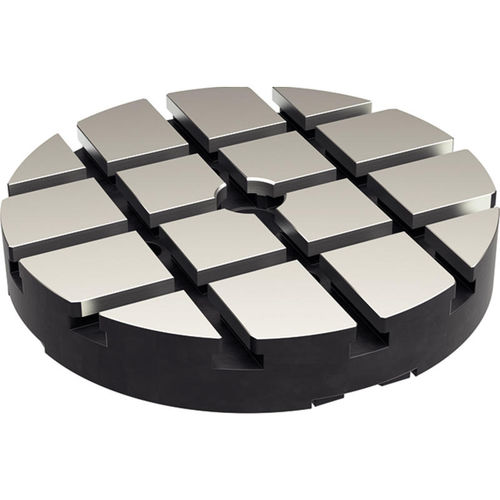 T clamping plate
