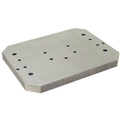 rectangular clamping plate / cast iron