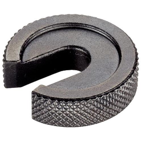 lashing washer / C-shape / steel