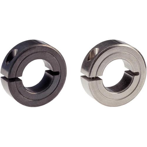 rigid coupling / shaft collar / sleeve and shear pin