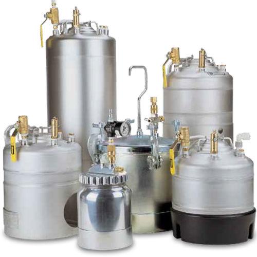 storage tank / bulk liquid / metal / vertical