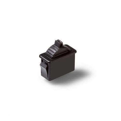 thumbwheel joystick / analog / single-axis / Hall effect