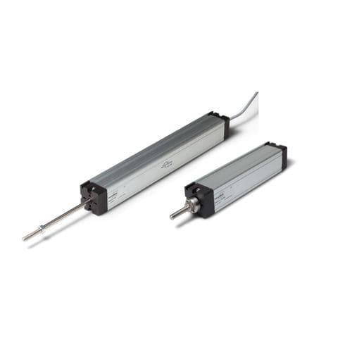 Linear displacement sensor - MMS33 - MEGATRON Elektronik GmbH & Co. KG -  conductive plastic potentiometer / metal / IP65