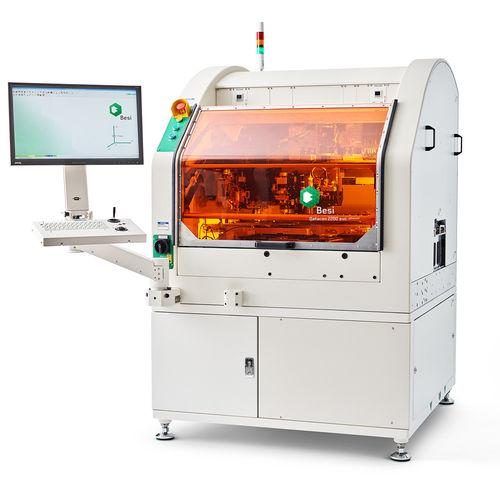 epoxy die bonder / for die-attach / automated / multi-chip for flip chip