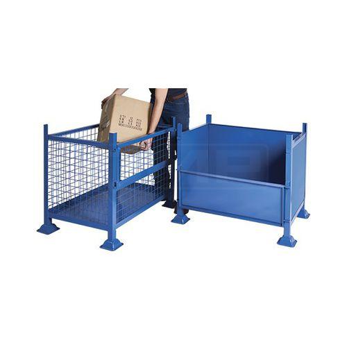 steel pallet box / storage