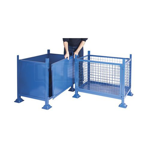steel pallet box / industrial