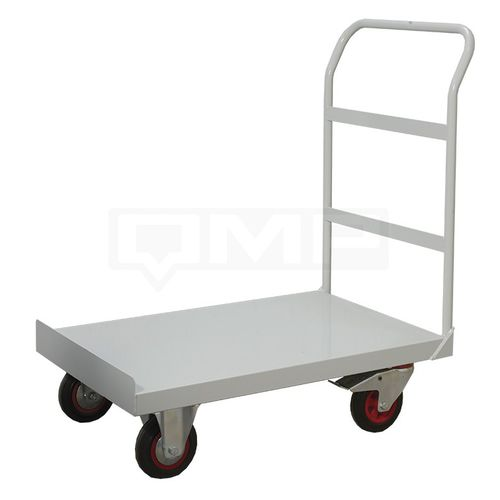transport cart / platform / with swivel casters