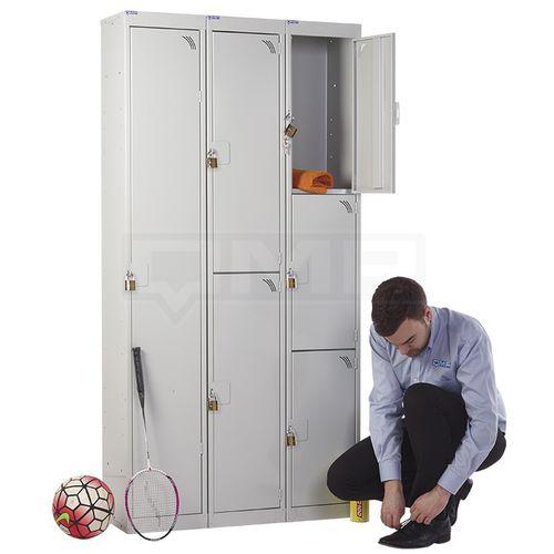 ventilated locker / for educational establishments