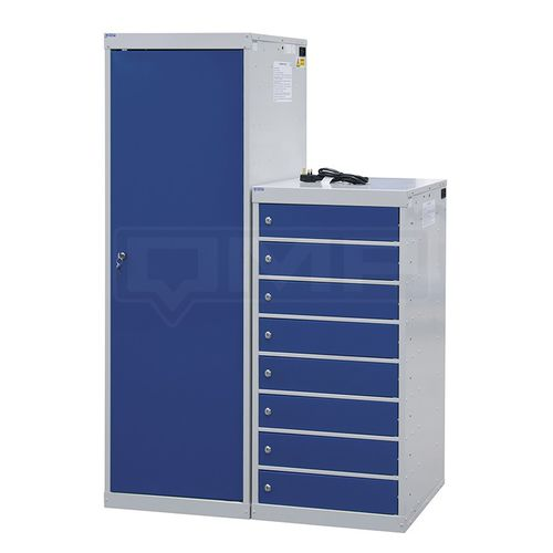 ventilated locker / for business / for educational establishments / safety